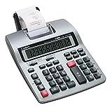 Casio HR150TM HR-150TM Two-Color Printing Calculator, Black/Red Print, 2.4 Lines/Sec