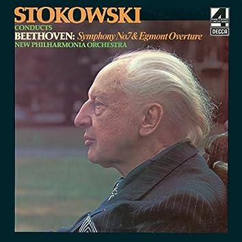 "Beethoven: Symphony No.7; Overture ""Egmont"""