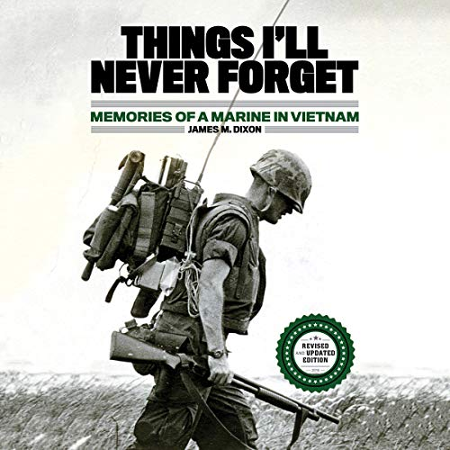 Things I'll Never Forget audiobook cover art
