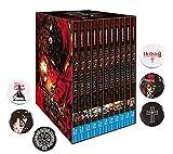 Hellsing Ultimate OVA - Komplett-Bundle Blu-ray - Edition inkl. 6 Hellsing Buttons (OVA I - X + 'Dawn' im Sammelschuber)
