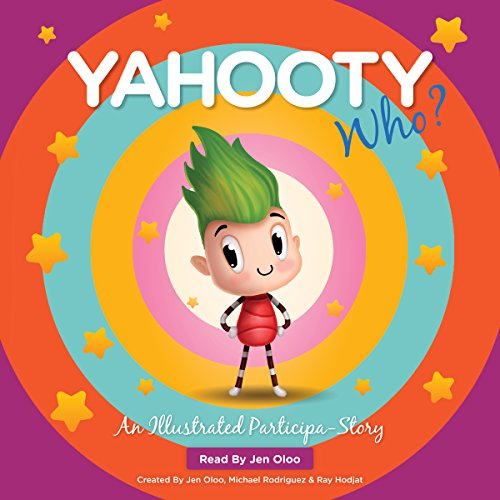 Yahooty Who? audiobook cover art