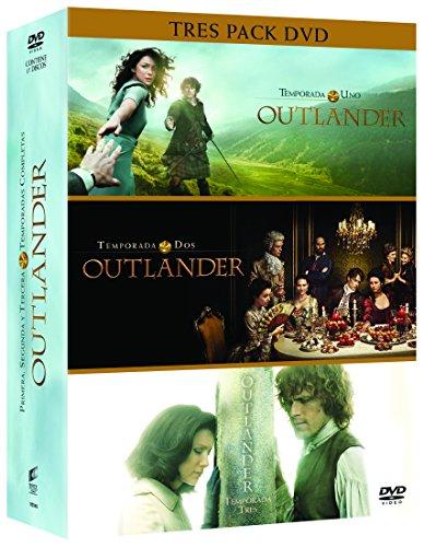 Tv Outlander - Temporadas 1-3 [DVD]