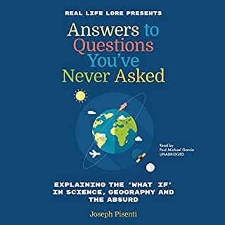 Answers to Questions You've Never Asked audiobook cover art