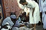 a man blessing Princess Dianas hand Photo Print (10 x 8)