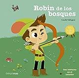 Robin de los bosques: Con texturas en el interior (Cuentos clásicos con texturas)