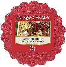 Yankee Candle 1254033E Tartelette en Cire Bougie Bleu Ciel