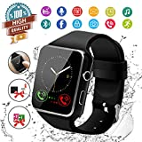 Smartwatch Android,Bluetooth Smart Watch Orologio Smartwatch Fotocamera Orologio Telefono con Sim...