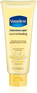 Vaseline Intensive Care Essential Healing Lotion, 3 Oz (5 Pack)