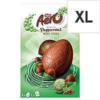 Nestle チョコレートイースターエッグ Easter Egg Aero Bubble Peppermint Chocolate Giant Egg 270G