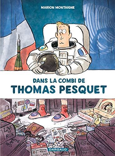 La BD Dans la Combi de Thomas Pesquet