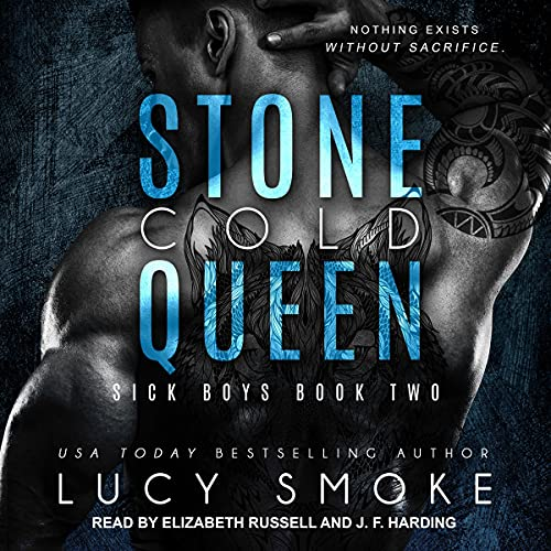 Stone Cold Queen Audiobook By Lucy Smoke cover art