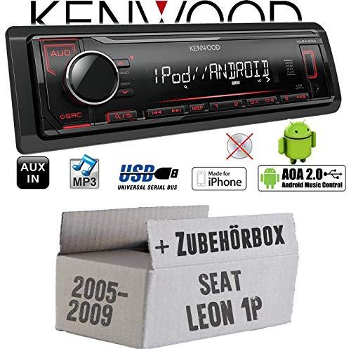 Kenwood DAB //Bluetooth//CD coche radioset para Renault Twingo 1 hasta 2007