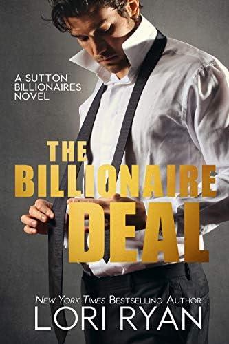 The Billionaire Deal The Sutton Billionaires Book 1 product image