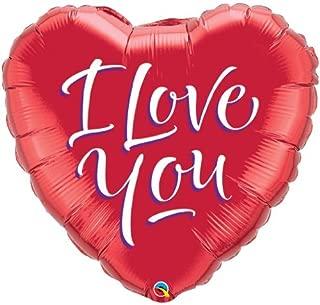 Valentines I Love You Script Modern Mini 9