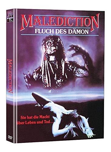 Malediction - Fluch des Dämon - Mediabook Limited Edition (+ Bonus-DVD)