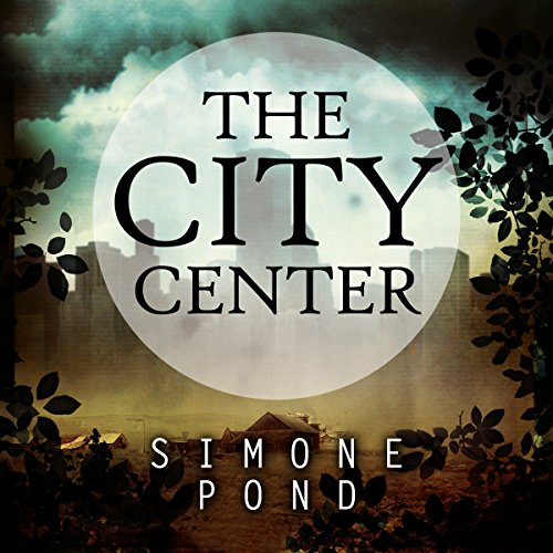 The City Center audiobook cover art