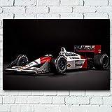 Mclaren Honda Classic Formel 1 F1 Sportwagen Wandkunst