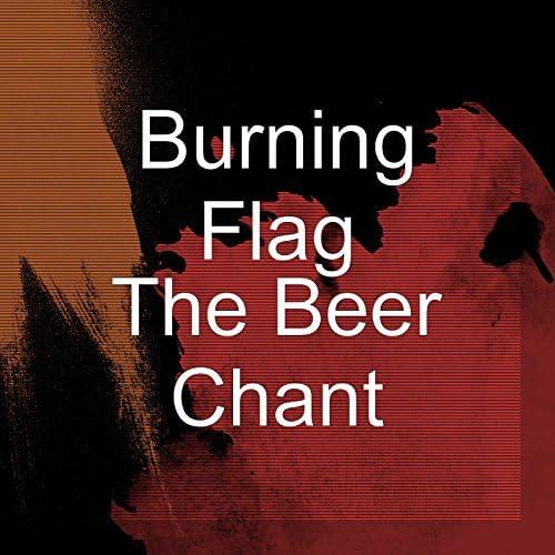 Burning Flag & Mike Clark