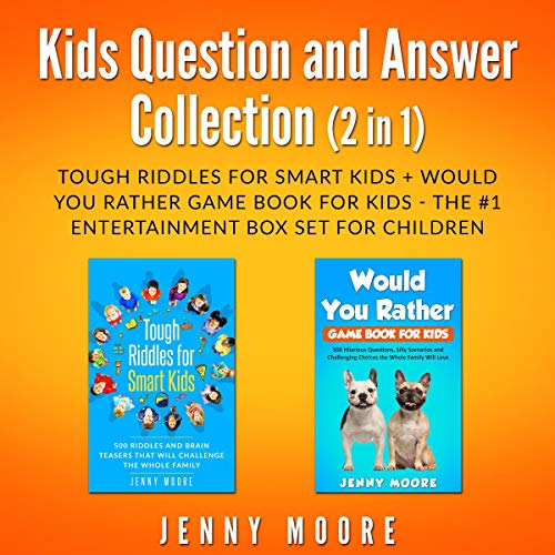 Kids Question and Answer Collection (2 in 1) cover art
