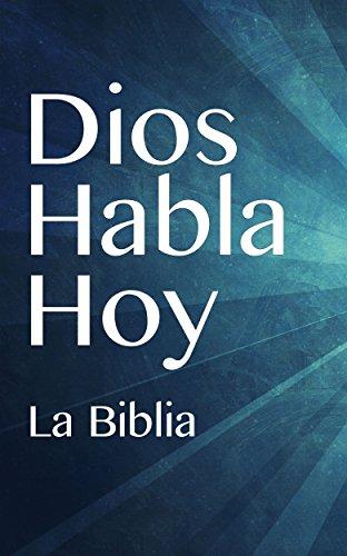 Dios Habla Hoy - La Biblia (Indice por libro) eBook