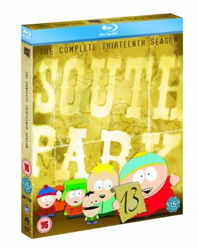SOUTH PARK-SEASON 13 [Reino Unido]...