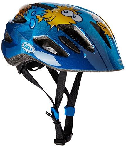BELL Zipper - Casco para niño para Bicicleta de Paseo, Color Azul