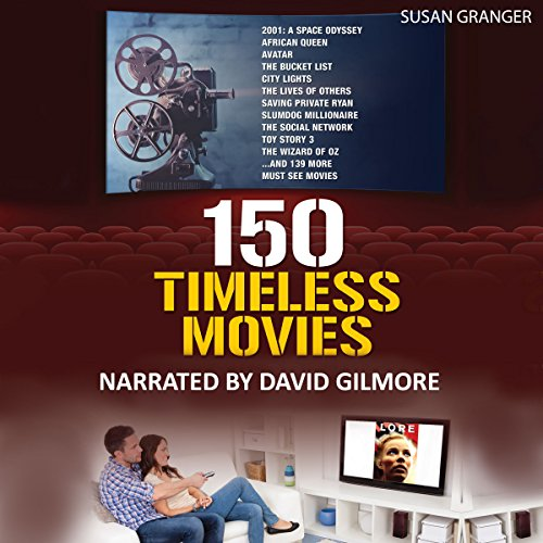 150 Timeless Movies audiobook cover art