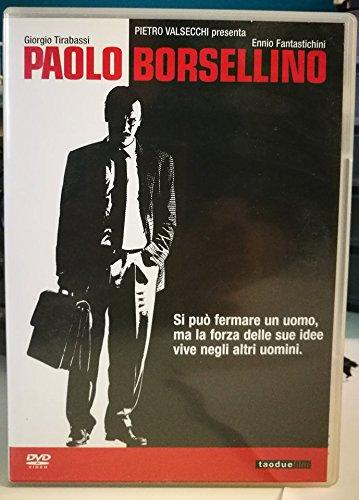 Paolo Borsellino - miniserie TV - 2 DVD