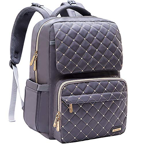 Diaper Bag Backpack, BAMOMBY Multifunction Baby Diaper Bag with Changing Pads, Large Capacity...