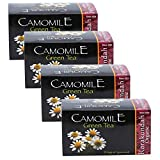 Korakunadah Camomile Green Tea Bags Pack Of Four-ORG-CAM-G-T-BAG-25