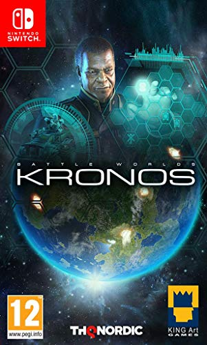 Battle Worlds: Kronos Nintendo Switch [
