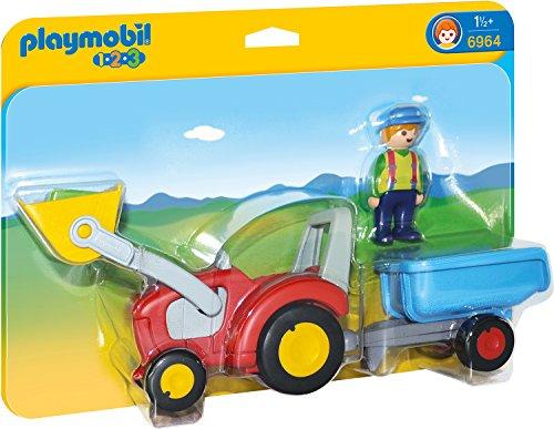Playmobil 6964 - Traktor mit Anhänger