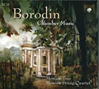 Complete Chamber Music by ALEXANDER BORODIN (2010-02-09)