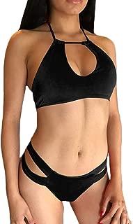 YKARITIANNA Lingerie Plus Size Teddy Fashion Women Sexy Lingerie Underwear Plus Size Pure Color Bandage Bra Set S-3XL