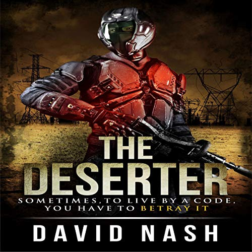 Couverture de The Deserter