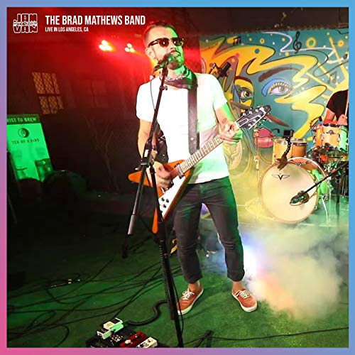 Jam in the Van - The Brad Mathews Band (Live Session, Los Angeles, CA, 2020)