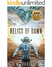 Relics of Dawn: A Story Carved in Time (Complete Trilogy Box Set)