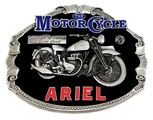 Ariel riem gesp klassieke motorfiets 3D officieel gelicenseerde authentieke draak ontwerpen merkproduct