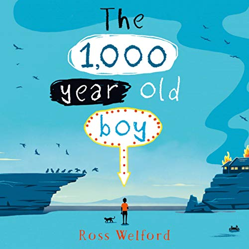 Couverture de The 1,000-Year-Old Boy