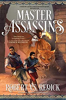 Master Assassins: The Fire Sacraments, Book One by [Robert V.S. Redick]