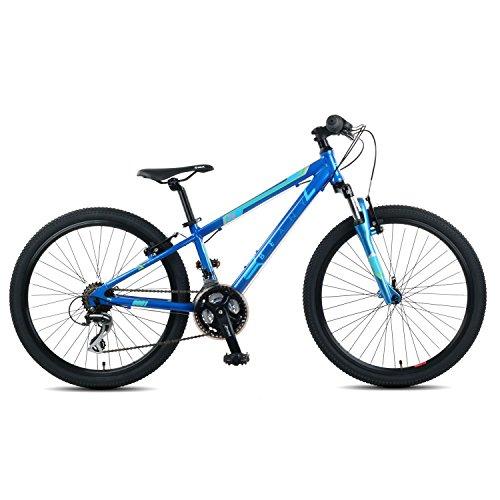 "Beany Niños Sport bicicleta, Blue, 24"""