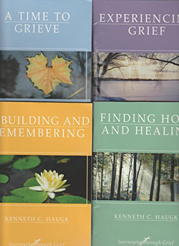 Journeying Through Grief (4-Book Set)