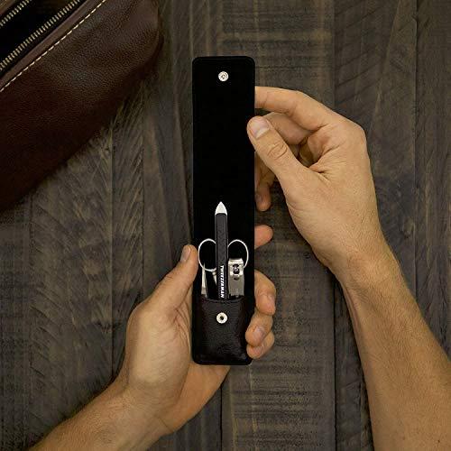 Tweezerman Essential Grooming Kit, EA (4087-MG), 1 Count
