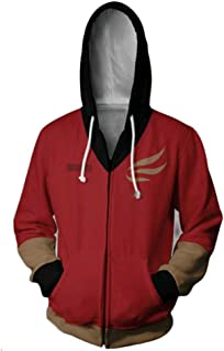 Resident Evil Cospaly Hoodie Claire Redfield Costume Sweatshirt Jacket Christmas Halloween S-3XL