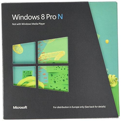Windows 8 Professionnel N - upgrade from Windows XP, Windows Vista, Windows 7 [import anglais]