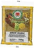 Ngr Garam Masala, Gewürzmischung zum Würzen von Gerichten, vegan, halal, glutenfrei (1 x 100 g)