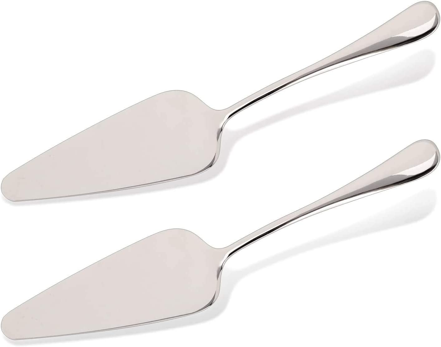 Pie Server Stainless Industry No. 1 Steel OFFicial Cake Pro Pastry of 2 Set
