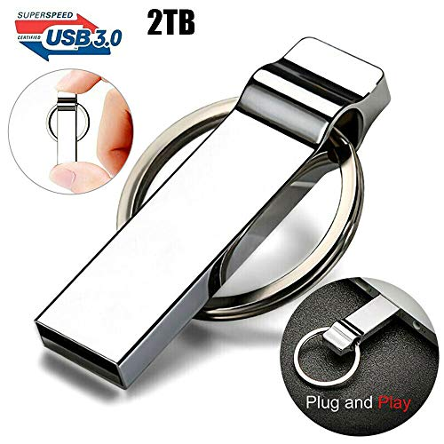 Flash Drive USB 3.0 Memory Stick Pendrive Disk Metal Key Thumb for PC Laptop