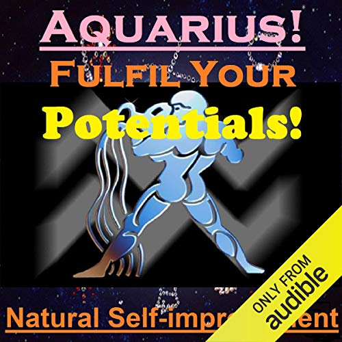 AQUARIUS True Potentials Fulfilment - Personal Development cover art