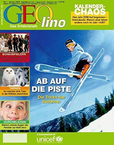 GeOlino / Ab auf die Piste: Die Tricks der Skifahrer
